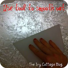 We've got another terrific feature this week: a truly ingenious project step-by-step compliments of Amanda from The Ivy Cottage Blog!***Hello Positively Splendid readers! This is Amanda from The Ivy Cottage Blog. I am totally psyched to be guest posting on one of the most inspiring blogs out there in blog land! Hopefully, my tutorial inspires …