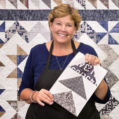 Create a romantic Courtship Quilt with Jenny! Follow the instructions for a fun DIY!