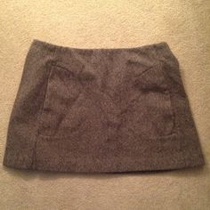 Zara skirt Zara skirt with pockets in the front Zara Skirts