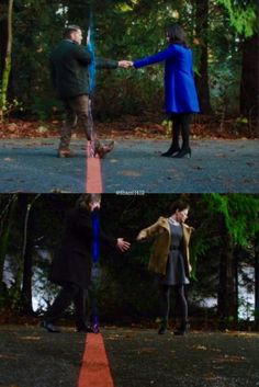 Two ships destroyed in one episode #rumbelle #outlawqueen