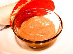 Taco Bell Lava Sauce. Would be great for any form of tacos or chips.