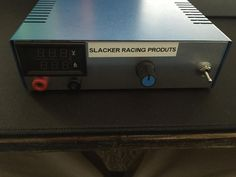 For Sale: 12v 8A power supply - Racer Swap Shop - Slotblog