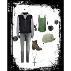 Hetalia Fem!Germany outfit by lithy-girl on Polyvore featuring JK2, MARC BY MARC JACOBS and Quiksilver
