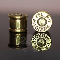 Plug en bronze Magnum :)