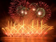 Malta International Fireworks Festival 2013