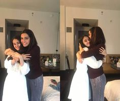 Shraddha Kapoor Meets A Fan In New York