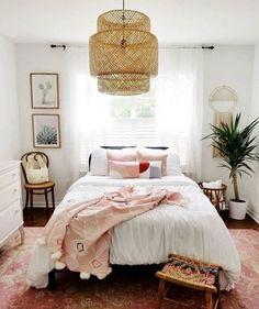 Bedroom inspiration ideas home decorating bohemian bedrooms bed images . Cozy Bedroom, Bedroom Inspo, Modern Bedroom, Bedroom Ideas, Bedroom Inspiration, Bedroom Designs, Dream Bedroom, Master Bedroom, Bedroom Bed