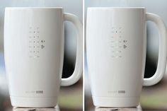 Smart Mug, la taza inteligente que nos dice a qué temperatura está la bebida