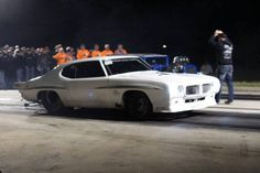 """Last week on """"Street Outlaws,"""" a sad day arrived for Big Chief: His beloved and long-time street racer, The Crow, hit the skids, literally, and is now no more."""