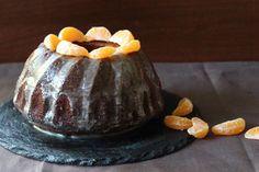 Lebkuchen-Clementinen-Gugelhopf / gingerbread cake