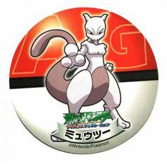 Pokemon 2006 Sapporo Ichiban Ramen AG Collection Series Mewtwo Sticker