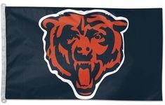 Chicago Bears Flag 3x5