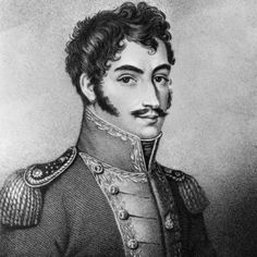 Simón Bolivar from Biography.com. Looks like a good resource for finding quick famous people info