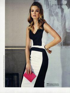 Elle UK May 2014 Heloise