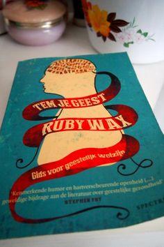 Tem je geest van Ruby Wax