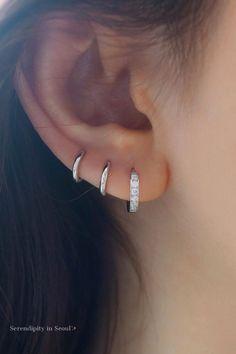 No Piercing Cartilage Ear Cuff Snake/piercing imitation/fake faux piercing/ear jacket manchette/ohrklemme ohrclip/conch cuff/false pierce - Custom Jewelry Ideas Gold Bar Earrings, Crystal Earrings, Sterling Silver Earrings, Silver Ring, Diamond Hoop Earrings, Crystal Jewelry, Jewelry For Her, Ear Jewelry, Jewelry Ideas