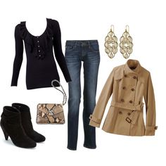 Love this look, think you need skinny jeans!