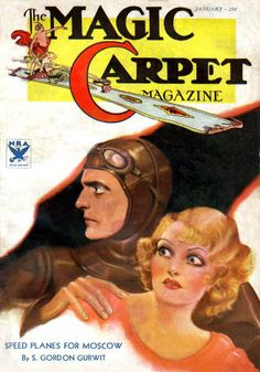 Margaret Brundage, Magic Carpet Contains The Shadow of the Vulture by Robert E. Five Merchants Who Met in a Tea-House by Frank Owen; Passport to the Desert by G. The Spider Woman (Carlos de la Muerte) by Seabury Quinn; Pulp Magazine, Print Magazine, Magazine Covers, Pulp Fiction Book, Art Deco Posters, Red Sonja, Magic Carpet, Pulp Art, Comic Book Covers