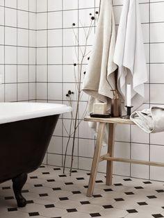 Bathroom - my scandinavian home