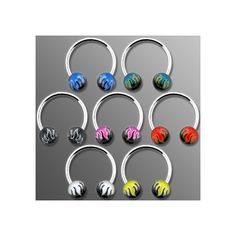 Flames for your Piercing