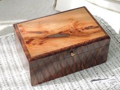 Outrageous Black Walnut with Hickory - by woodrookieII @ LumberJocks.com ~ woodworking community