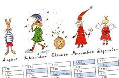 Wichtel & Friends Kalender  2020 Illustration, Christmas Ornaments, Comics, Holiday Decor, Friends, Etsy, Art, Graphic Prints, December