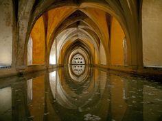reflecting in seville by James Ramirez #spain #españa