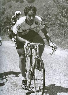 A mountain is not an obstacle, it is an opportunity. ---Robert Millar, KoMs 1984 Tour de France