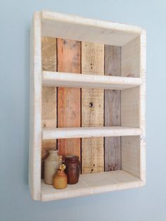 Rustic Wood Shelves - Local Cornish Timber & Reclaimed Wood