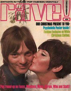 Rave Magazine, Christmas Issue, December 1967. Steve Marriott cover.