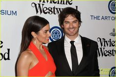 Ian Somerhalder & Nikki Reed Double Date in 'Heaven' with Paul Wesley & Phoebe Tonkin!: Photo #3548025. Nikki Reed, Ian Somerhalder, Phoebe Tonkin, and Paul Wesley get together for a photo inside of the 2016 Art of Elysium Heaven Gala held at 3LABS on Saturday (January…