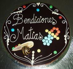 Crear para Endulzar: Bendiciones Matias Baptism Cake