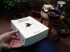 """Inicio del libro """"Jonathan Strange y el señor Norrell"""" de Susana Clarke. (dic.'14)"""