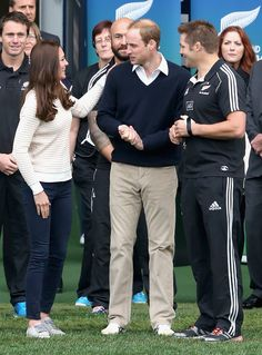 --April, 2014--Kate Middleton - The Duke And Duchess Of Cambridge Tour Australia And New Zealand - Day 7