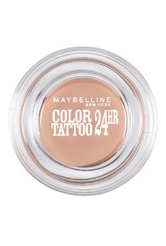 Maybelline Color Tattoo in Creme de Rose (for eyelid, LZ)