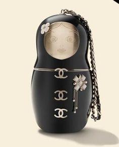 Chanel Russian doll purse<3