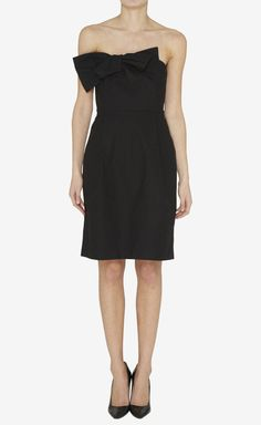 Derek Lam Black Dress | VAUNTE