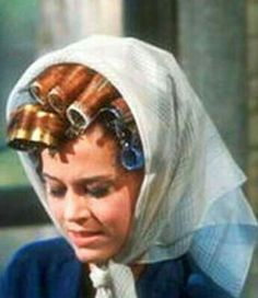 Sleep In Hair Rollers, Beehive Hair, Perm Rods, Hair Nets, Roller Set, Curlers, Vintage Glamour, How To Take Photos, Womens Scarves