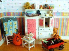 PDF Dolls House Miniature 12th Scale Modern by TheAtticofKitsch
