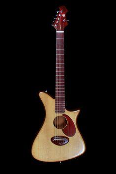 Becker Guitars Acoustic Retro