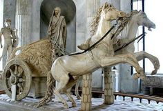 Sala de la Biga Romana (Museos Vaticanos)