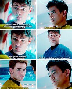 Star Trek Into Darkness | Kirk, Bones & Sulu