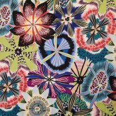 Tissu MISSONI HOME Passiflora - Tissus - Déco Ameublement