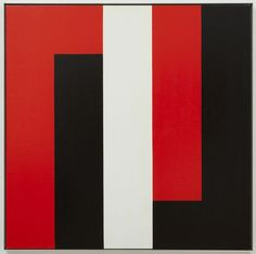 Frederick Hammersley at L.A. Louver