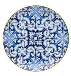 Dessert Plate Transatlântica | Vista Alegre