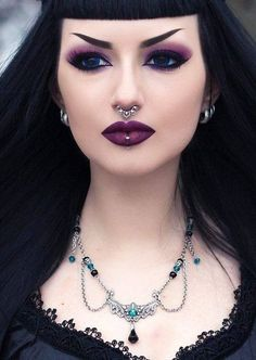The brows have GOT to go for this look but otherwise gorgeous idea for a photo shoot
