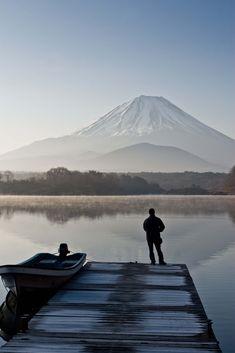 Mt. Fuji - Fishing