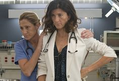 """Dr. O'Hara won't be home from London when """"Nurse Jackie"""" returns for Season 6, as Eve Best has chosen to leave the Showtime dramedy."""