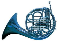 You know it's love when a man steals you a blue French horn. :) (Love How I Met Your Mother)