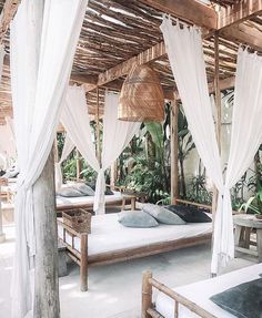 """HUNGRY IN BALI on Instagram: """"Sunday well spent at @mrssippybali ☁️🌿💦 Don't forget to shop our @hungryin.bali guide to receive 20% off the bill at @mrssippybali 😍🙌🏼…"""" Outdoor Spaces, Outdoor Living, Outdoor Decor, Bali, Cap D Antibes, Backyard Plan, Spa Rooms, Minimalist Decor, Decorating Your Home"""